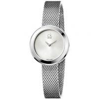Damen Calvin Klein Firm Uhr