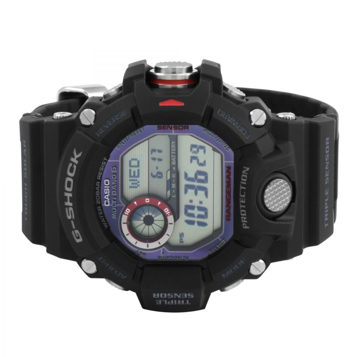 zegarek męski casio gshock rangeman gw94001er pl