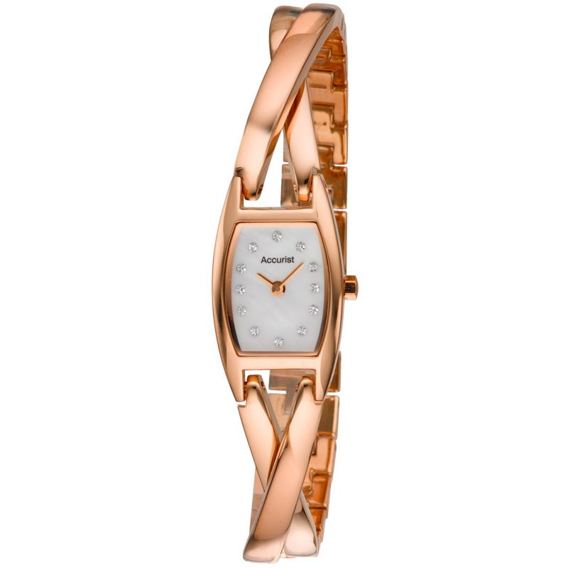 Damen Accurist Watch LB1438