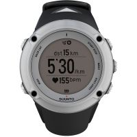 unisexe Suunto Ambit2 Bluetooth Silver Alarm Chronograph Watch SS019650000
