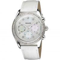Damen Accurist Chronograph Watch LS410W