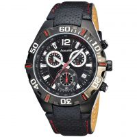 homme Accurist London Chronograph Watch MS834BR