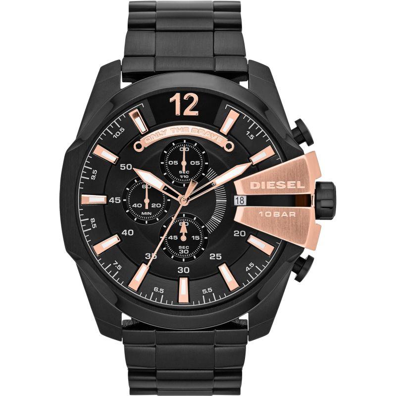homme Diesel Chief Chronograph Watch DZ4309