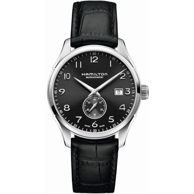 Mens Hamilton Jazzmaster Small Second Automatic Watch