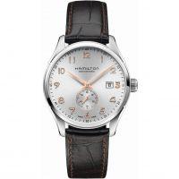 Herren Hamilton Jazzmaster Small Second Watch H42515555