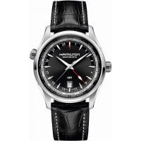 Herren Hamilton Jazzmaster GMT Automatik Uhr