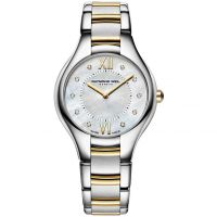 Ladies Raymond Weil Noemia 32mm Diamond Watch