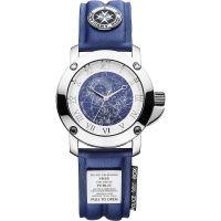 Doctor Who Limited Edition Herenhorloge Blauw DR194