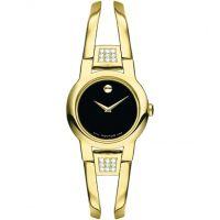 Damen Movado Amorosa Diamant Uhr