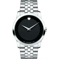 Mens Movado Museum Watch
