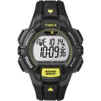 Herren Timex Indiglo Ironman Wecker Chronograf Uhren