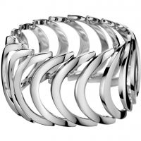 femme Calvin Klein Jewellery Body polished bangle Watch KJ2WMB000100