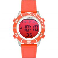 homme Nautica NSR100 Alarm Chronograph Watch A09927G