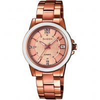 Damen Casio Sheen Uhr