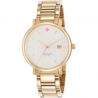 Kate Spade New York Gramercy Grand Dameshorloge Rose 1YRU0009