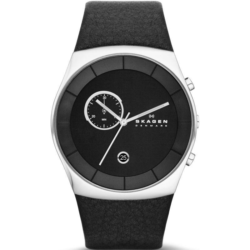 Mens Skagen Havene Chronograph Watch