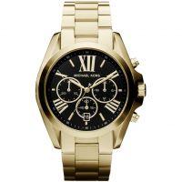 femme Michael Kors Bradshaw Chronograph Watch MK5739
