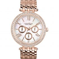 Ladies Caravelle New York Glitz Watch