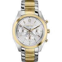 Damen Caravelle New York Melissa Chronograph Watch 45L136
