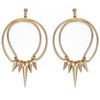 Ladies Fiorelli PVD Gold plated Earrings