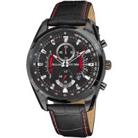 homme Accurist London Chronograph Watch MS786BR