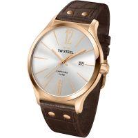 Herren TW Steel Slim Line 45mm Watch TW1304