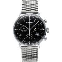 Herren Junkers Bauhaus Chronograph Watch 6086M-2