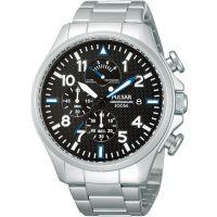 Herren Pulsar Chronograph Watch PS6049X1