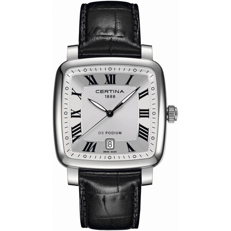 Unisex Certina DS Podium Watch