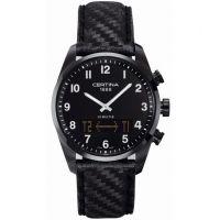 Herren Certina DS Multi 8 Wecker Chronograf Uhr