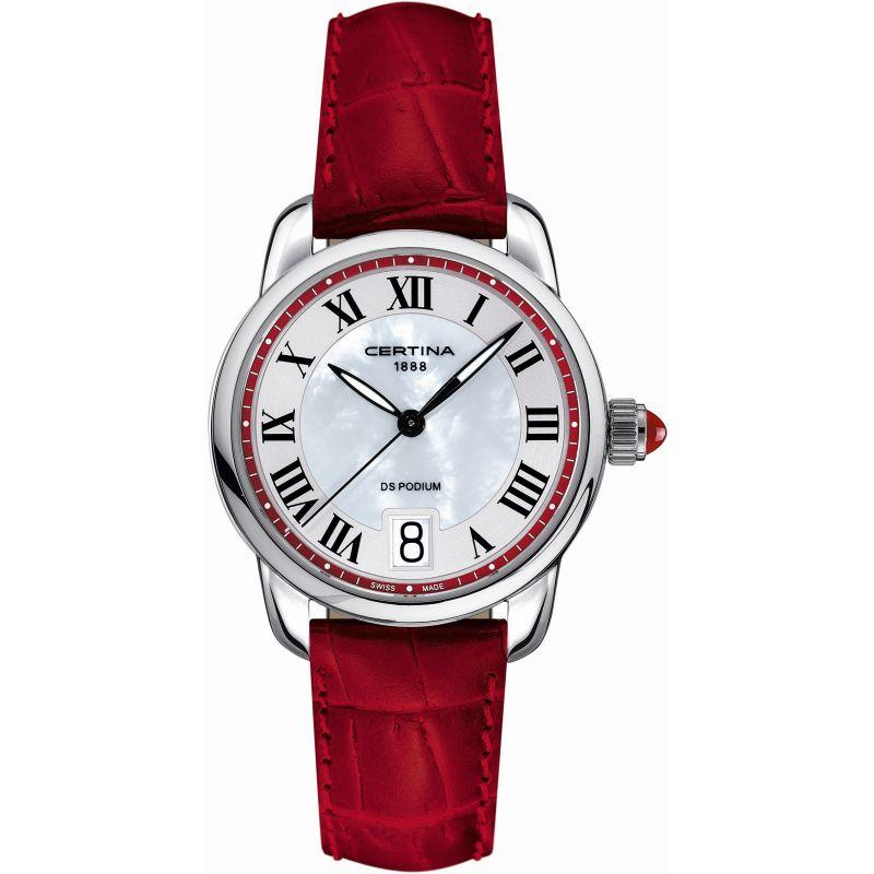 Ladies Certina DS Podium Watch