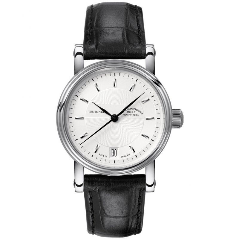 Mens Muhle Glashutte Teutonia II Medium Automatic Watch