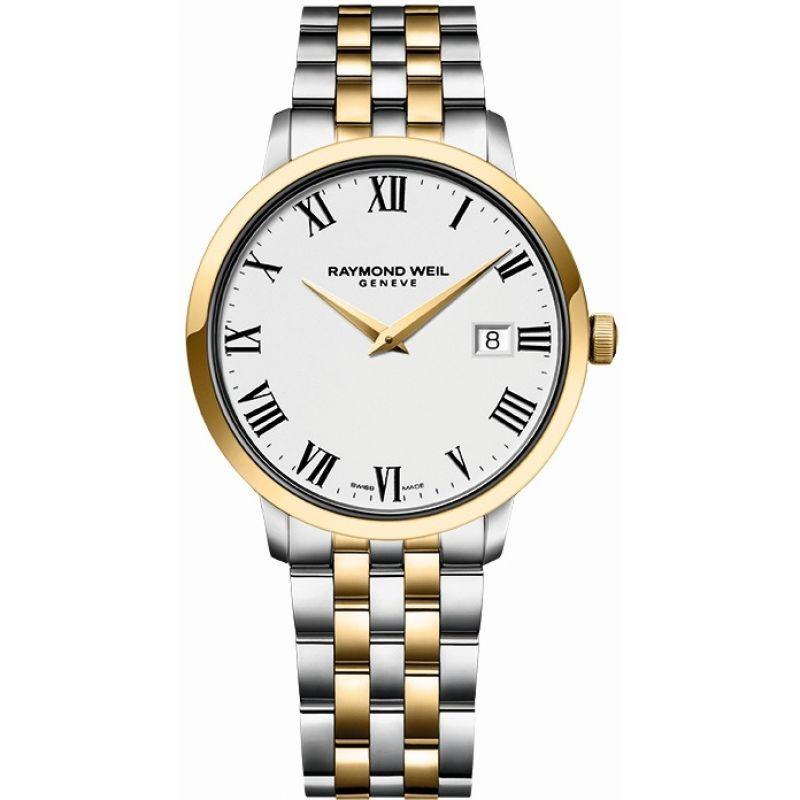 homme Raymond Weil Toccata Watch 5488-STP-00300