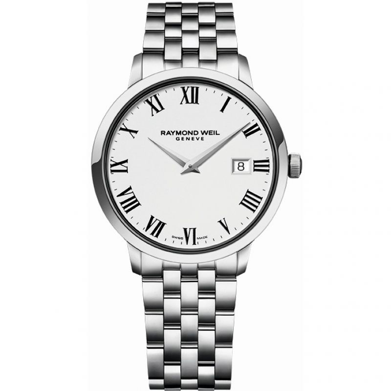 Mens Raymond Weil Toccata Watch 5488-ST-00300