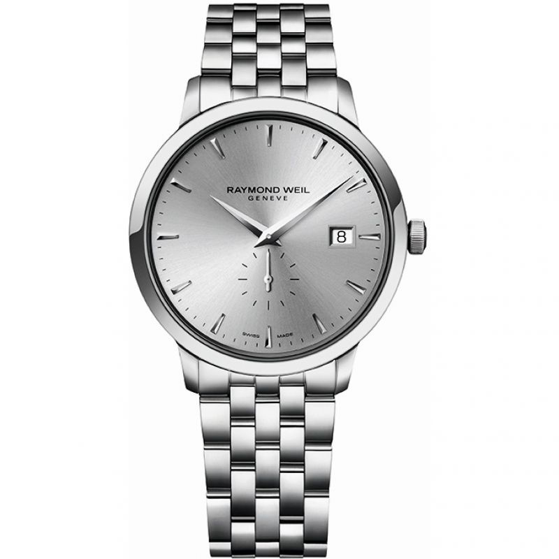 Mens Raymond Weil Toccata Watch 5484-ST-65001
