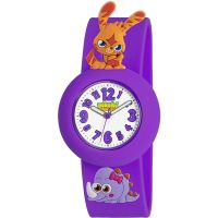 Moshi Monsters Kinderenhorloge Paars MMKA-0003
