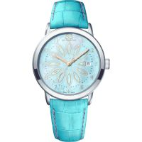88 Rue Du Rhone Double 8 Origin 39mm Dameshorloge Blauw 87WA140015