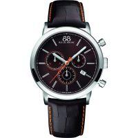 Herren 88 Rue Du Rhone Double 8 Herkunft 42mm Chronograf Uhr