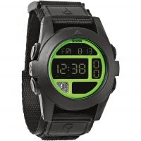 Unisex Nixon The Baja Wecker Chronograf Uhr