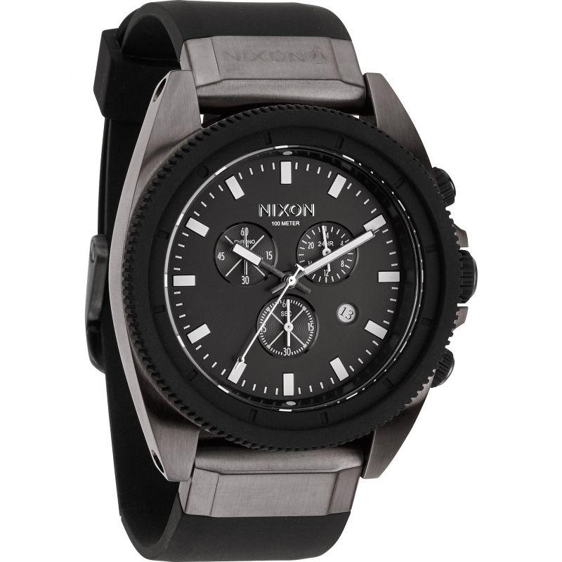 Mens Nixon The Rover Chrono Chronograph Watch