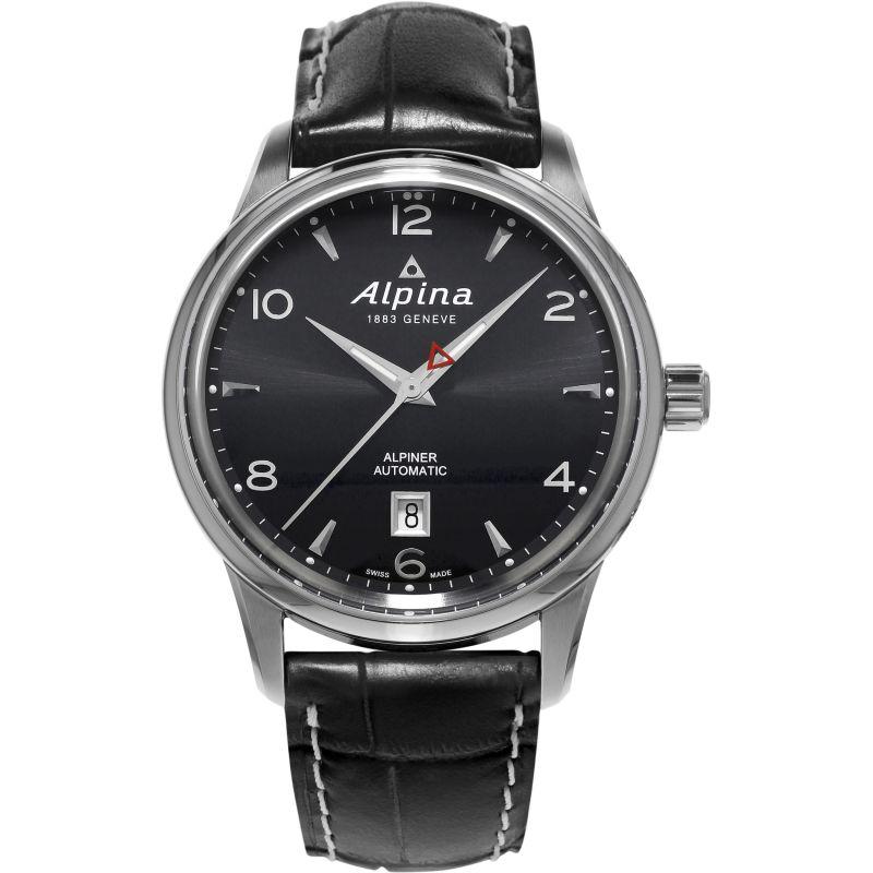 Mens Alpina Alpiner Automatic Watch