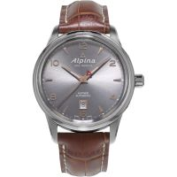 Herren Alpina Alpiner Automatik Uhr