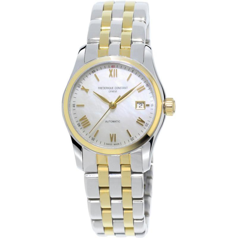 Ladies Frederique Constant Index Automatic Watch