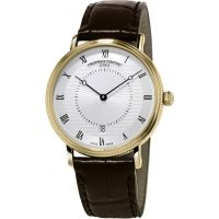 homme Frederique Constant Slim Line Watch FC-306MC4S35