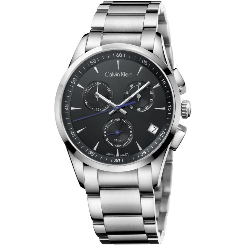 Mens Calvin Klein New Bold Chronograph Watch