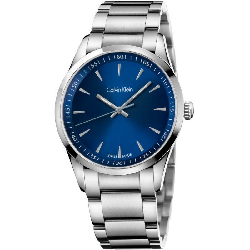 Herren Calvin Klein New Bold Watch K5A3114N