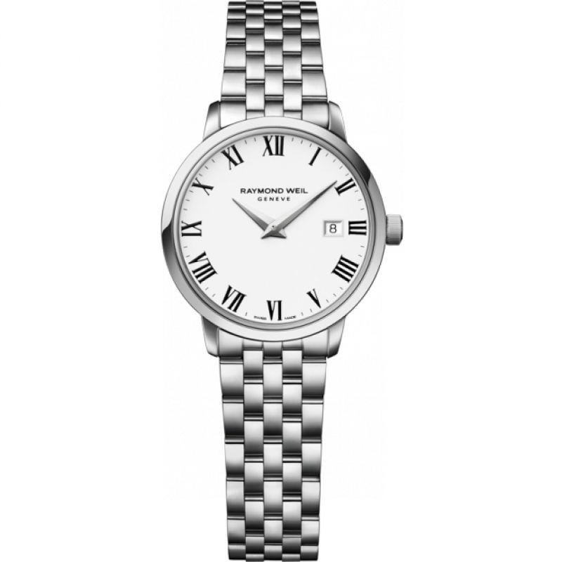 Damen Raymond Weil Toccata Watch 5988-ST-00300