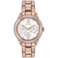 femme Citizen Silhouette Crystal Watch FD2013-50A