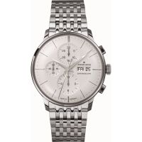 homme Junghans Meister Chronoscope Chronograph Watch 027/4121.44