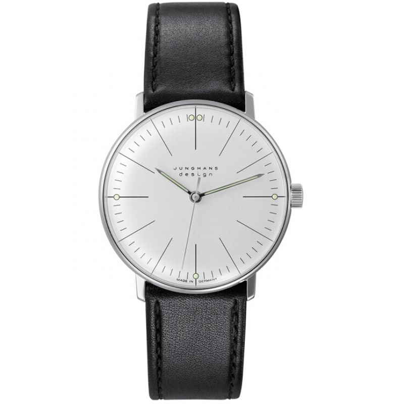 Mens Junghans Max Bill Handwinding Mechanical Watch